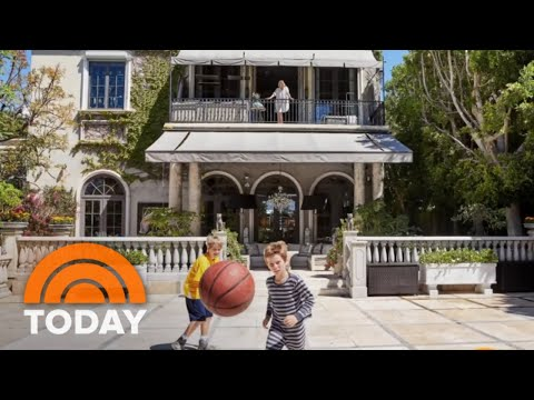 See Inside Hollywood's A-List Homes With Architectural Digest | TODAY