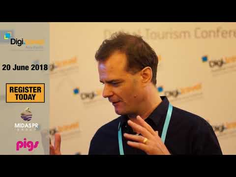 3rd Digi.travel Asia-Pacific Conference & Expo - 20 June 2018 - Testimonial #3a - Markus Vogt