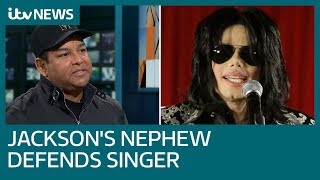 Full interview: Michael Jackson's nephew defends him over Leaving Neverland documentary | ITV News
