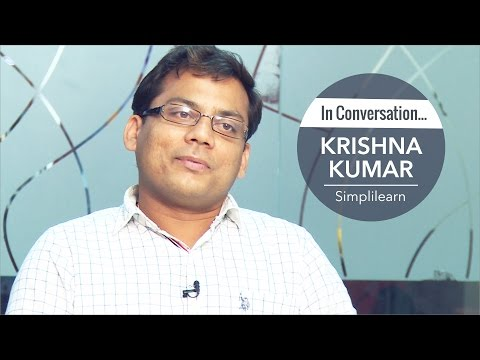 In Conversation with Krishna Kumar, Founder & CEO, Simplilearn