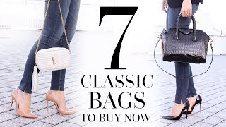 The 7 Most Classic Bags To Buy Now | AD