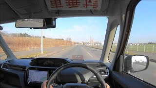 【Test Drive】 2020 MC Suzuki Solio Bandit 1.2L MildHYBRID 4WD - POV Drive
