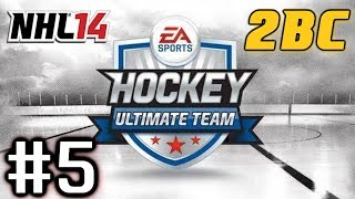"NHL 14: HUT Series - 2BCSuperb ep. 5 ""Online Game"""
