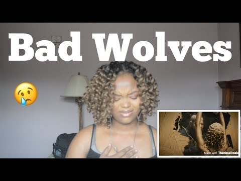 Bad Wolves- Zombie REACTION