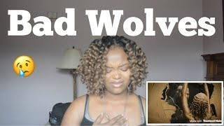 Bad Wolves- Zombie REACTION Video