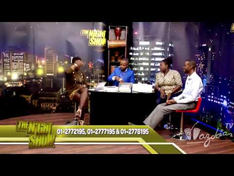 THE NIGHT SHOW - Mary Ogbonna (Clinic Matters) (Pt.2) | Wazobia TV