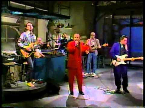 Jimmie Vaughan & Kim Wilson Wrap It Up - David Letterman