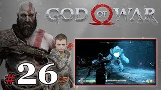 "GOD OF WAR [PS4] (18+) #26 - ""Młody żądny krwi"""