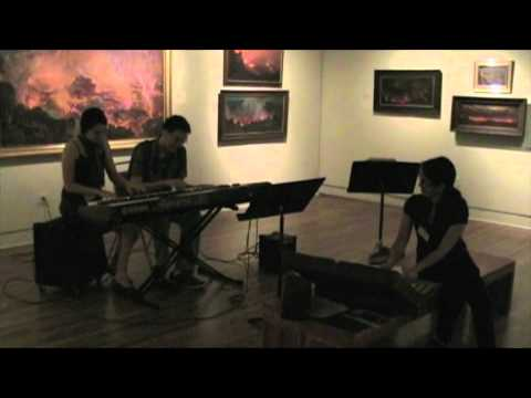 University of Hawaii at Manoa Composers Improvisation in Honolulu Academy of Arts Museum