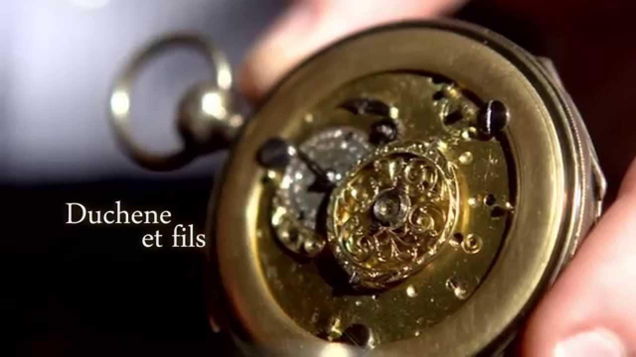 19. századi antik zsebóra a BÁV karácsonyi aukcióján - YouTube d693efd16b