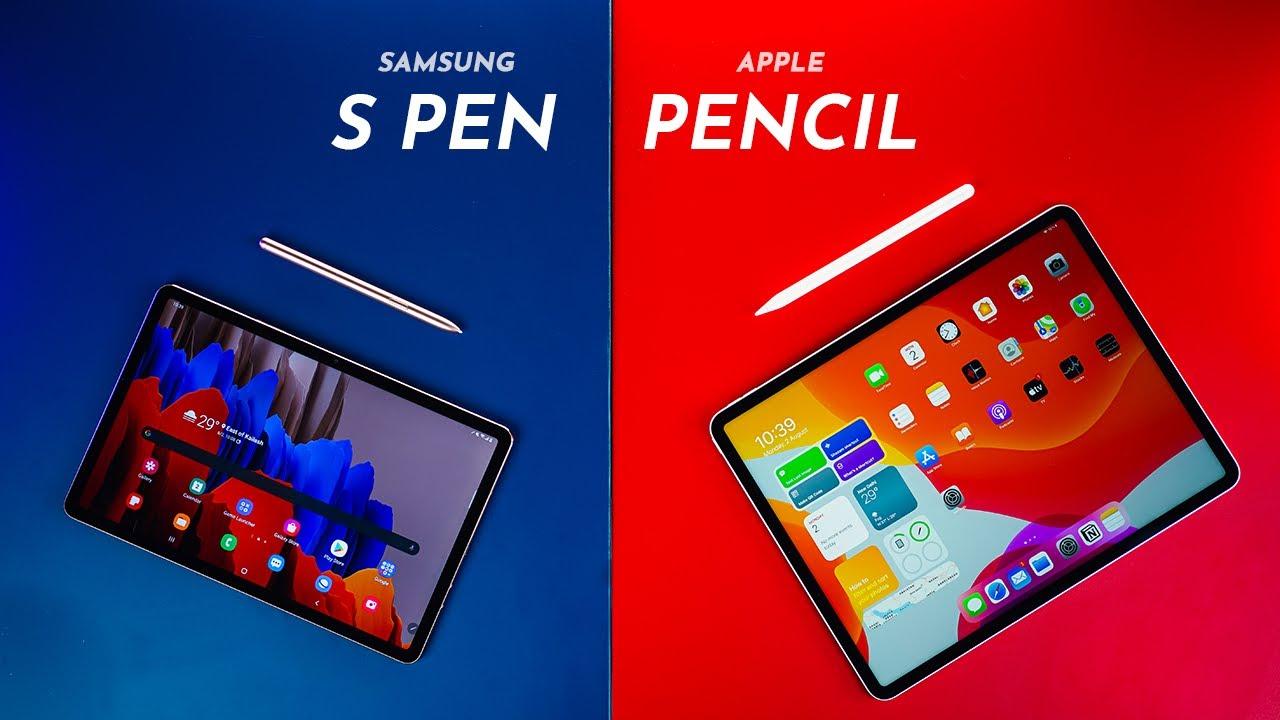 S Pen vs Pencil - What Should You Choose?✍