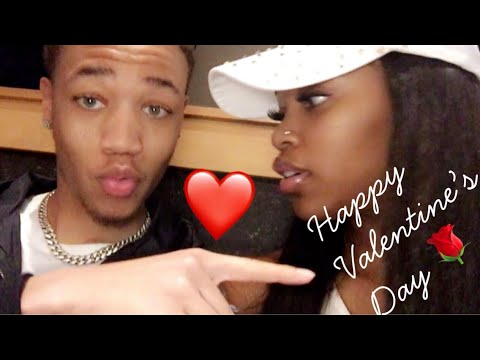 SHE WAS SURPRISED Valentines Day Vlog  Qui & Ken