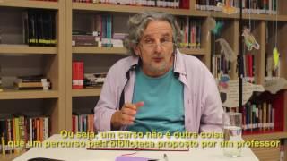 ABCEDÁRIO com Jorge Larrosa Bondía