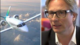 Hybrid-Flieger: Mit dem Elektroflugzeug zum Geschäftstermin