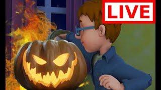  Feuerwehrmann Sam Deutsch LIVE Sieh Feuerwehrmann Sam live an!  Zeichentrick für Kinder