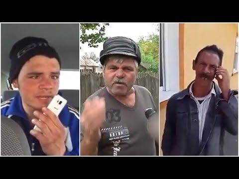 Injuraturi la romani | Faze amuzante| Romani prosti