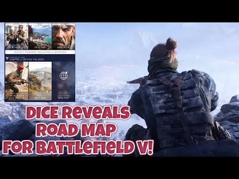 Competitive Mode Coming to BFV? - Battlefield V Road Map Revealed!
