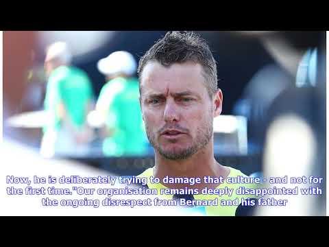 Tennis Australia withdraws support for Bernard Tomic following Hewitt dispute
