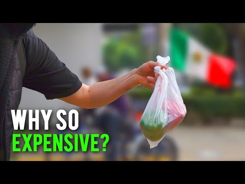 Surprisingly EXPENSIVE Things in Mexico | Living in Mexico