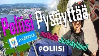 POLIISI PYSÄYTTÄÄ!!