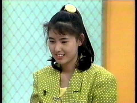 久我陽子 アイドル花の診察室 1990