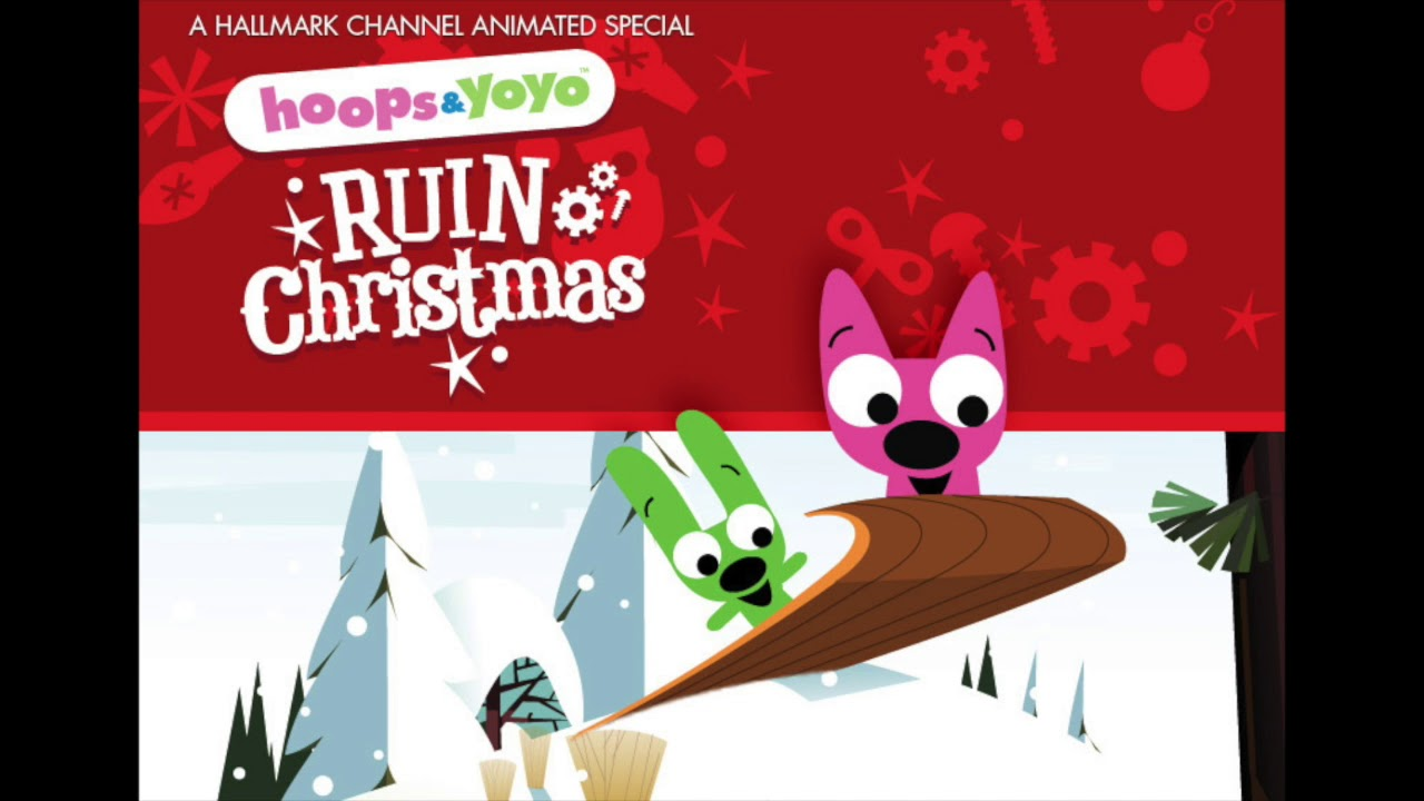 Hoops And Yoyo Save Christmas 2021 Hoops And Yoyo Gimme Gimme Christmas Time Youtube