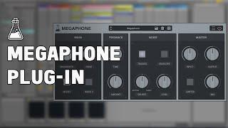 Megaphone v1.5 - Bullhorn Loudspeaker Emulation Plugin - AudioThing