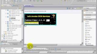 Creating iPhone Web2.0 to invoke existing z/OS COBOL CICS VSAM program