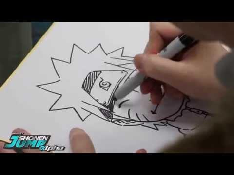 naruto-masashi-kishimoto-official-creator-sketch-video-by-shonen-jump-alpha