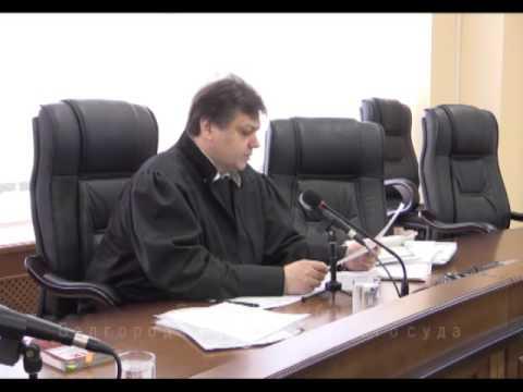 2016 4  Апелляция по делу А.Хащинина, замена исправительных работ на лишение свободы.