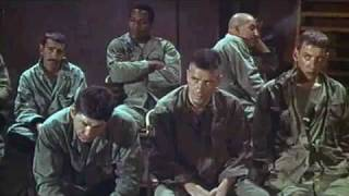 The Dirty Dozen Theatrical Movie Trailer (1967)