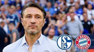 Kovac über Lewandowskis Hattrick und Coutinhos Debüt | FC Schalke 04 - FC Bayern 0:3