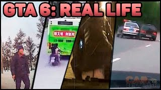 GTA 6 in REAL LIFE /GTA в реальной жизни №2 [Drift Crash Car]