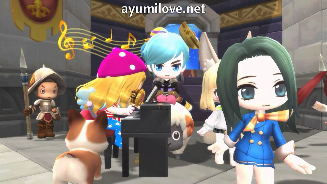 Ayumilove MapleStory2 - GUESS THE MUSIC #94