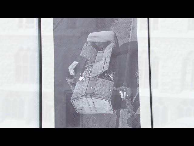 Exposición Martín & Martín fotografía histórica de León