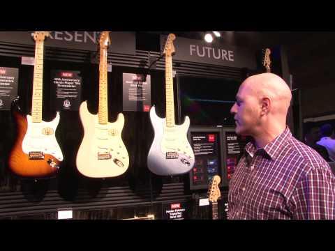 NAMM 2014 - Fender - Past, Present, Future