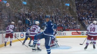 10/07/17 Condensed Game: Rangers @ Maple Leafs