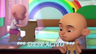 Lagu Despacito Asli - Versi Upin Ipin Plus Lirik Full Lucu Keren Banget