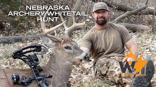 Self Filmed Solo Archery Whitetail Hunt From The Ground