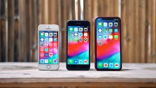 The Ultimate iPhone Buying Guide! [2018]