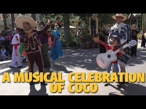 A Musical Celebration of Coco | Disney California Adventure