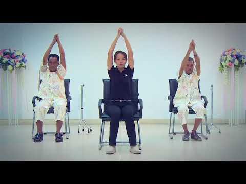 การออกกำลังกาย สำหรับผู้ป่วยโรคหลอดเลือดสมองที่บ้าน