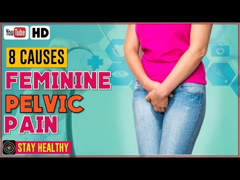 Pelvic Pain Signs And Symptoms