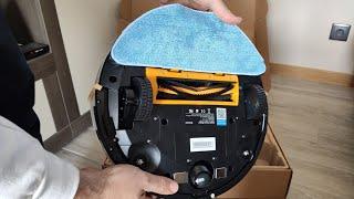 Alfawise V8S PRO E30B Robot Vacuum Cleaner