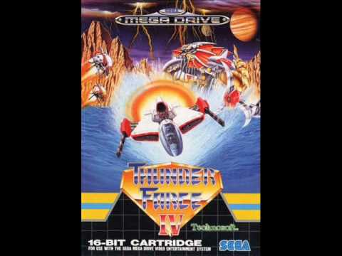Thunder Force IV OST 02 - Tan Tan Ta Ta Ta Tan