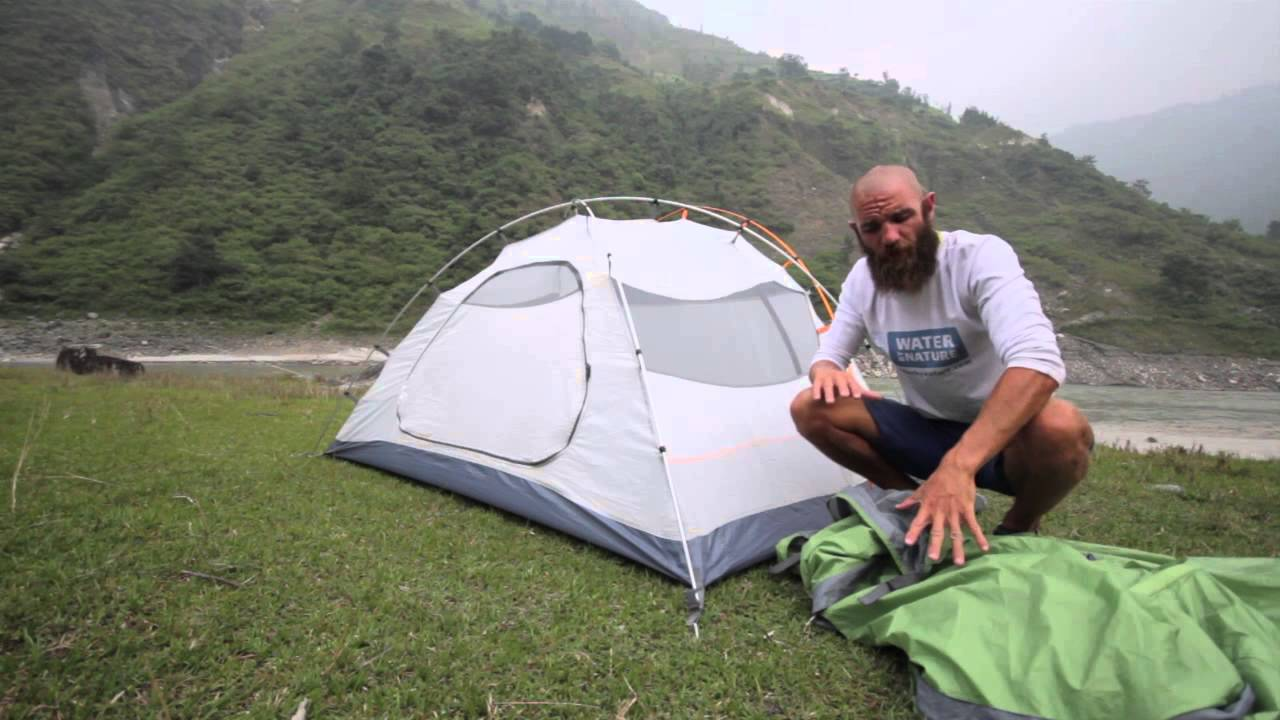 & Putting Up Your Kathmandu Bora Tent - YouTube