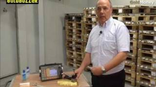 HOW TO DETECT A FAKE TUNGSTEN GOLD BAR