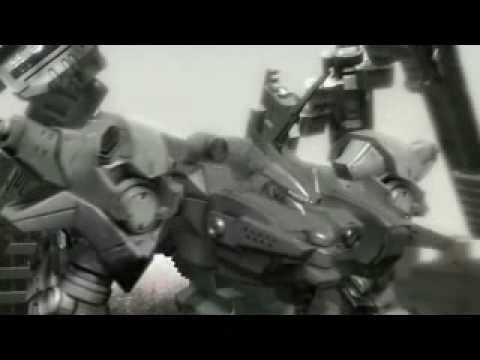 Armored Core - Unripe Hero