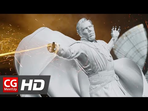 "CGI VFX Breakdown HD ""Doctor Strange"" by Framestore 