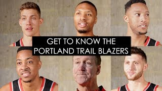 Rapid-fire Q&A with the Portland Trail Blazers